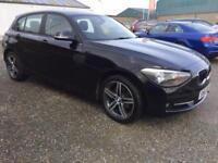 13 63 BMW 116 1.6 ( 136bhp ) Sports Hatch i Sport 19,000 miles
