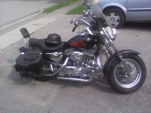 1986 Harley please call. No email  519-632-1205