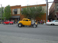 Wanted 30/31 ford model A 5 window Coupe