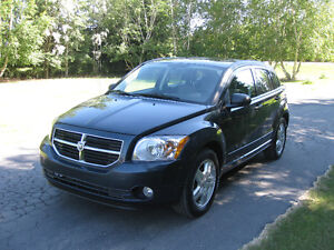 ONLY 122000 KM 2008 Dodge Caliber SXT With Sunroof Car Is In Sho