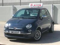 FIAT 500 LOUNGE 1.2 PANORAMIC ROOF 12 MONTHS MOT 6 MONTHS FREE WARRANTY