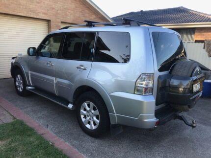 2011 Mitsubishi Pajero Platinum NW Auto Lisarow Gosford Area Preview