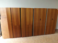 $100 (each) BUYS ANY OF THESE 3 STYLES OF CABINETS