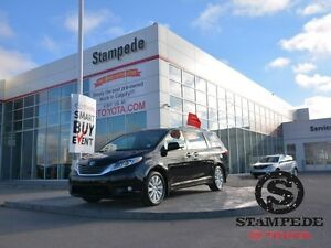 2015 Toyota Sienna 5DR XLE 7-PASS AWD W/NAVIGATION   - Certified