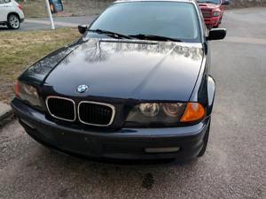 2001 BMW 325i 5-Speed Rwd