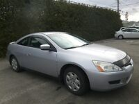 2003 Honda Accord Coupé (2 portes)