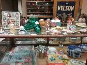 Royal Albert, tools, coins, stamps nostalgia + 600 booths