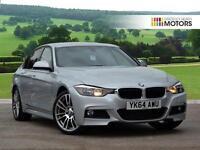 2014 BMW 3 Series 2.0 320d M Sport 4dr (start/stop)
