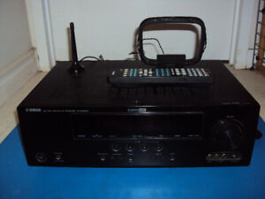 Yamaha HTR-6230BL 5.1-Channel Digital Home Theater Receiver