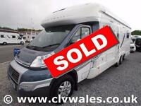 Auto-Trail Frontier Comanche *** SOLD *** AUTOMATIC 2013/13