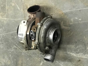 TURBO FORD 6.0L DIESEL