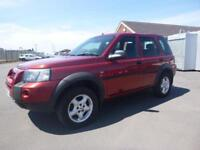 2006 Land Rover Freelander 2.0 TD4 Adventurer Station Wagon 5dr