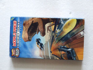 Hot Wheels Desert Heat Episode Three VHS