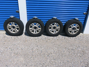 F150 tires and rims 2004 and newer