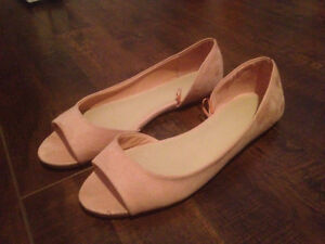 F21 Light Pink Shoes