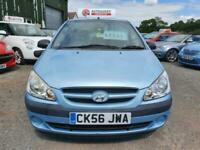 2006 Hyundai Getz Gsi - SPARES OR REPAIR 1.1