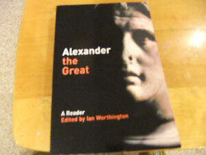 Alexander the Great; a Reader