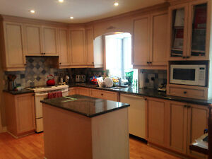 Excellent Quality Maple Kitchen Cabinets
