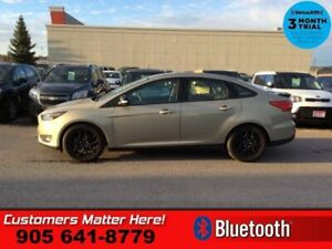 2016 Ford Focus SE  SE-PLUS BLACK-PKG HS HTD-S/W BT SPOILER