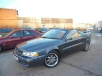 VOLVO C70 SPECIAL EDITION 2.4 TURBO CONVERTIBLE AUTO SPARES AND REPAIRS