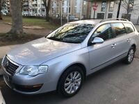 56 REG VOLKSWAGEN PASSAT 1.9 TDI S ESTATE DIESEL MANUAL