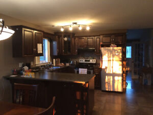 Beautiful house to share with working female!