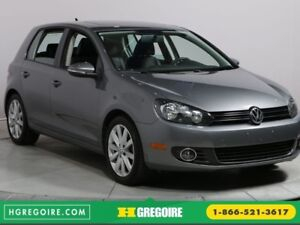 2013 Volkswagen Golf 2.5L, MAGS,BLUETOOTH, TOIT PANORAMIQUE GROU
