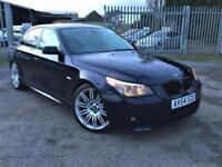 BMW 535 M Sport 3.0TD 272Bhp Warranty & Delivery available Px welcome