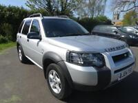 2004 Land Rover Freelander 2.0Td4 auto 2004MY SE - BARGAIN