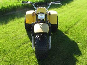 175 tri-moto Regina Regina Area image 3