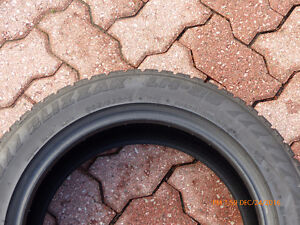 3 Bridgestone blizzak LM25 Winter tires 205 55 R16 (91 H)