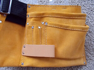 Suede Heavy Duty Carpenter's Tool Belt-BRAND NEW! London Ontario image 3