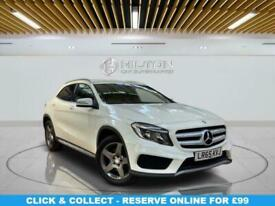 image for 2015 Mercedes-Benz GLA-CLASS 2.1 GLA220 CDI 4MATIC AMG LINE 5d 168 BHP Estate Di