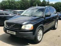 2005 Volvo XC90 2.4 D5 EXECUTIVE 5d 161 BHP Estate Diesel Semi Automatic
