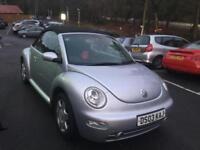 Volkswagen Beetle 1.6 2003MY