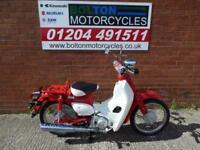 SYM SYMBA 100 MOTORCYCLE