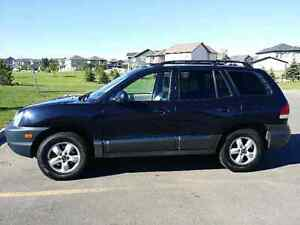 2005 Santa fe GL for sale in excellent condition..!