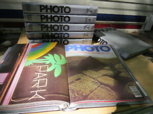 """""""PHOTO"""" Magazine Collection - Complete"""