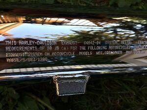 Harley Davidson Sportster Exhaust $55. OBO