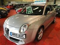 2010 Alfa Romeo Mito 1.4 TB MultiAir Veloce (s/s) 3dr