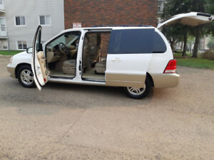 2005 FORD FREE STAR LIMITED  NO ISSUES