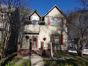 Large Character Home in Wolseley