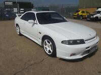 Nissan Skyline 2.5 GTS TURBO TYPE M 40th ANNIVERSARY EDITION, 1998, WHITE