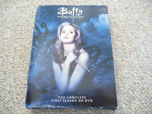 Season 1 of Buffy The Vampire Slayer on DVD
