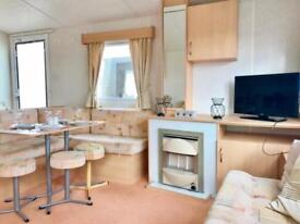 Static Holiday Home Caravan in North Norfolk Nr Wells.200m to Beach Pet Friendly