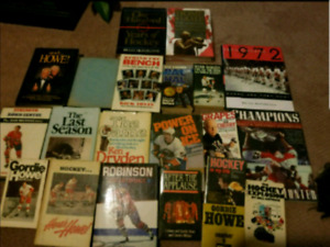 Sports book collection