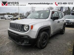 2015 Jeep Renegade SPORT  -  Power Windows -  Power Doors - $156