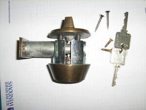 Medeco Deadbolt and 2 Keys