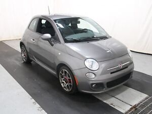 2012 Fiat 500 Sport A/C MAGS
