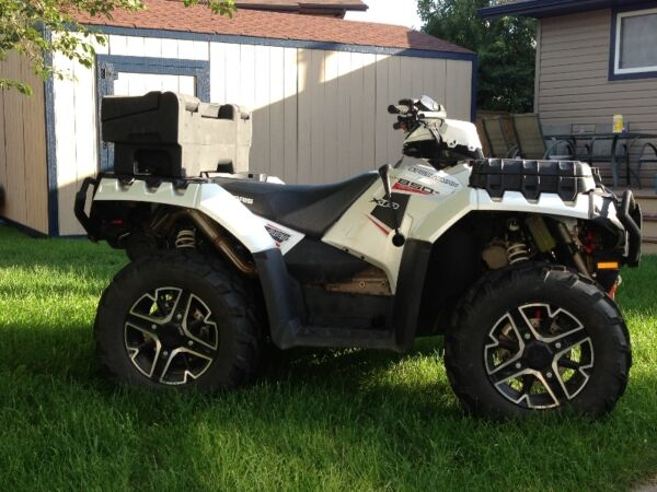 Used 2014 Polaris Sportsman 850 xp ho eps le